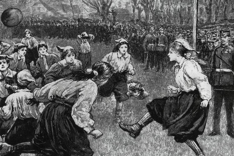 Футбольный клуб Британские леди