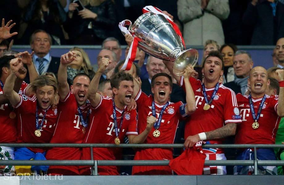 Бавария, Лига чемпионов