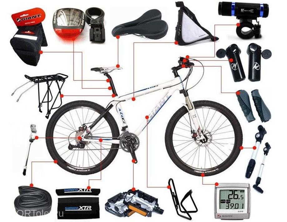 что нужно для велосипедов