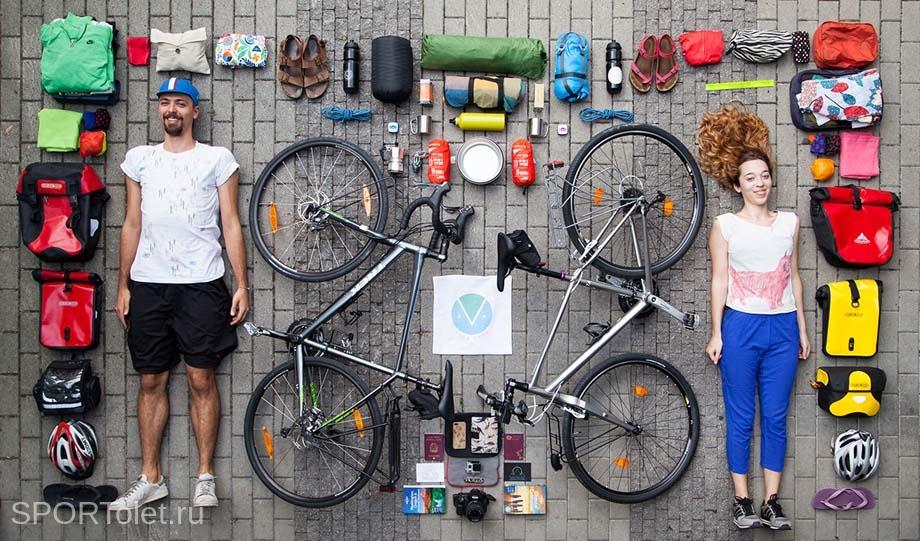 все для велосипеда