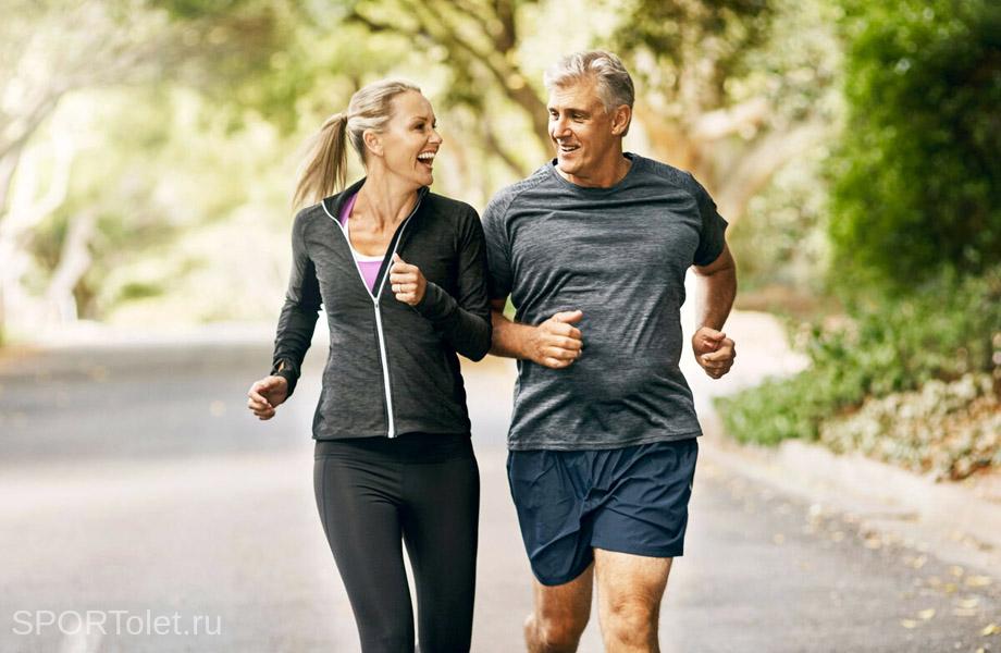 Аэробные и кардио тренировки после 40