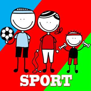 основные виды спорта
