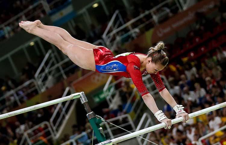 спортивный вид гимнастики